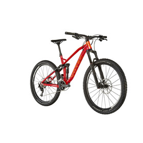 "VOTEC VMs Comp - Tour/Trail Fully 27,5"" - red/black"